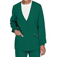 Cherokee Workwear Cardigan Warm-up Jacket