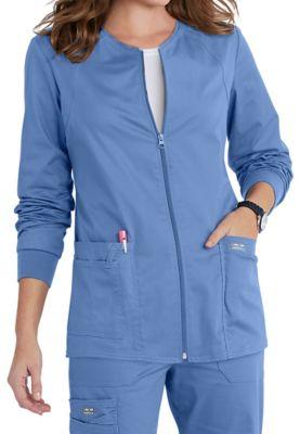 Cherokee Uniforms 4315 Zip Front Warm-Up Jacket