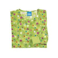 Cherokee Scrub HQ Boba Print Jackets