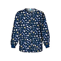 Cherokee Scrub HQ Dots Wonderful Print Jackets