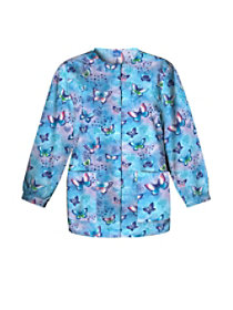 Fly By Night Print Jacket