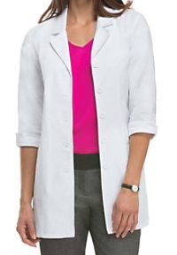 Dickies 31 Inch 3/4 Sleeve Twill Lab Coats