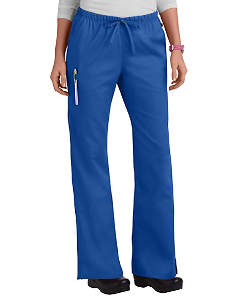 ed8ed6a891e Cherokee Workwear Flex Drawstring Scrub Pants With Certainty | Scrubs &  Beyond