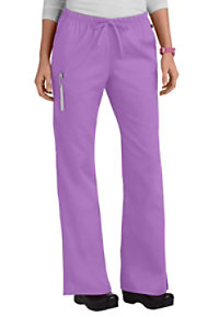 Cherokee Workwear Flex Drawstring Scrub Pants With Certainty