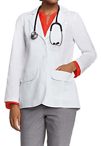 Barco Women's 28 Inch 2 Pocket Lab Coats
