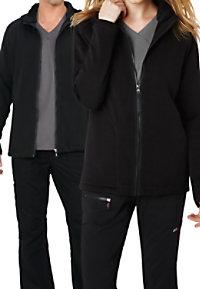 Koi Lite Freedom Track Style Unisex Fleece Scrub Jackets