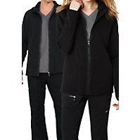 Koi Lite Freedom Track Style Unisex Fleece Jackets