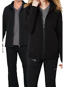 Freedom Track Style Fleece Jacket