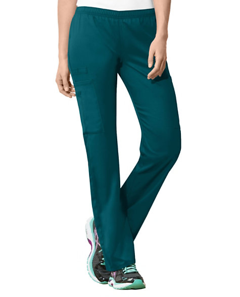 0867705247a Cherokee Workwear Flex Pull On Scrub Pants With Certainty | Scrubs & Beyond
