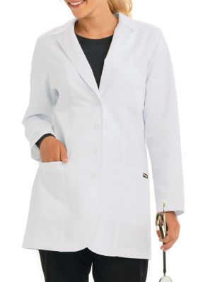 32 Inch 3 Pocket Lab Coat