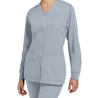 Grey's Anatomy 4 Pocket Button Front Jackets