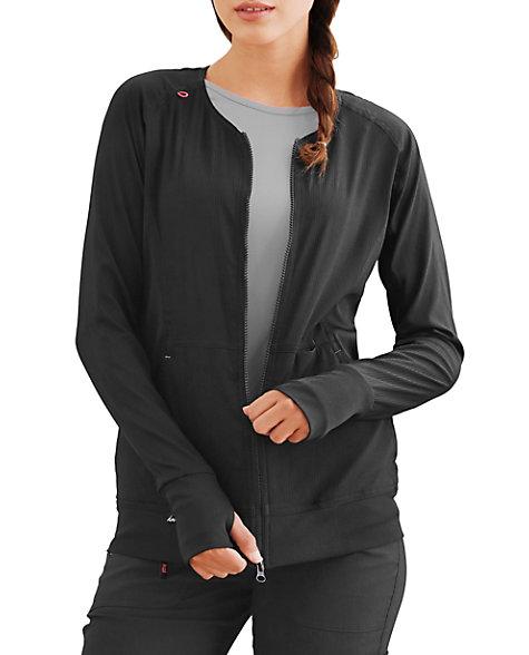 c2180059557 Koi Lite Clarity Ribbed Panel Scrub Jackets | Scrubs & Beyond