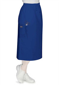 Cherokee Workwear 30 Inch Drawstring Skirt