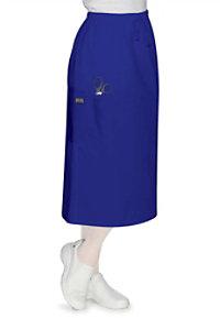 Cherokee Workwear 30 Inch Drawstring Skirt