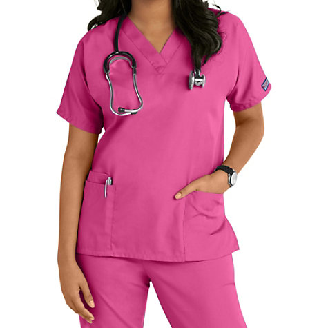 0dab586e7e2 Cherokee Workwear V-neck Scrub Tops | Uniform City