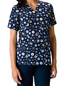 Dots Wonderful Print Top