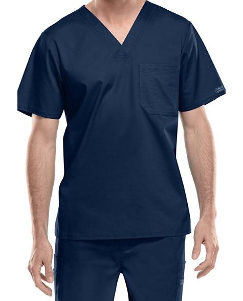 Cherokee Workwear Women V-Neck Nursing Scrub Top