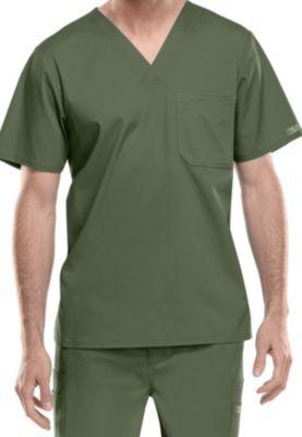 Cherokee Uniforms 4743 Men's V-Neck Top