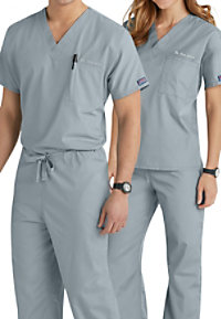 Cherokee Workwear Unisex V-Neck Scrub Top