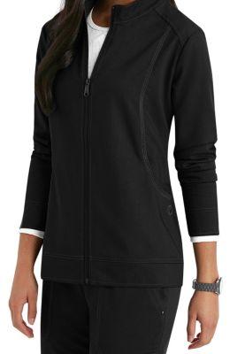 Dakota Zip Front Jacket
