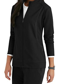 Dakota Zip Front Jacket