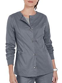 Erin 3 Pocket Snap Front Jacket