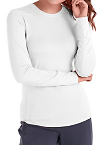 Beyond Scrubs Active Emmie Long Sleeve Tees