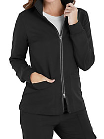 Carrie Zip Front Jacket