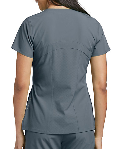 5e84dc7f3f4 prev. next. Product Video; Barco One 5 Pocket Sporty V-Neck Scrub Top; Barco  One 5 Pocket Sporty V-Neck Scrub Top