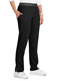 6 Pocket Elastic Waist Pants