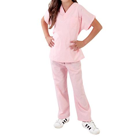 5a89e16263a Natrual Uniforms Unisex Childrens V-neck Scrub Sets | Uniform City