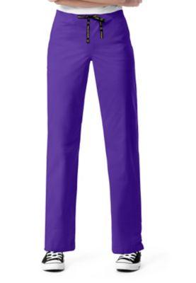 I Love WonderWink Women's Drawstring Scrub Pants
