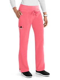 5 Pocket Knit Waistband Pants