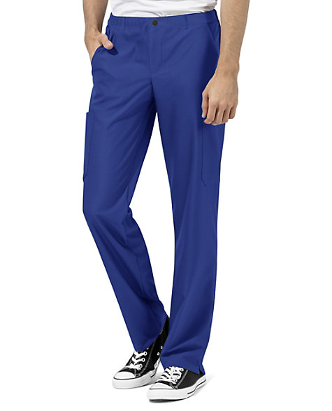 b2aaa4935ef WonderTECH Men's Cargo Pocket Scrub Pants   Scrubs & Beyond