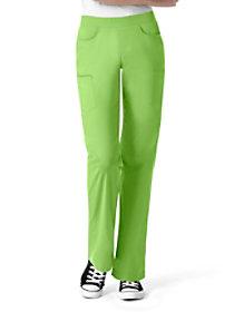 I Love WonderWink Elastic Waist Cargo Pants