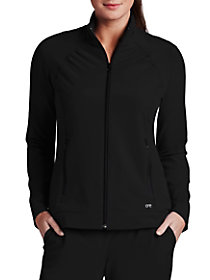 2 Pocket Zip Front Jacket