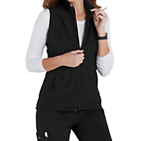 Barco One Zip Front Vests