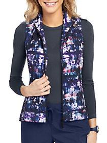 Flower Fever Print Vest