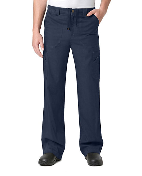 693ff68fb Carhartt Ripstop Men's Drawstring Cargo Scrub Pants | Scrubs & Beyond