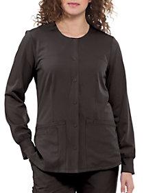 Megan 4 Pocket Snap Front Jacket