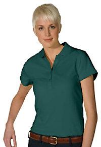 Edwards Garment Ladies Poly Mesh Polo