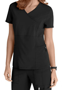 Lynx Untamed Fierce Crossover Scrub Tops