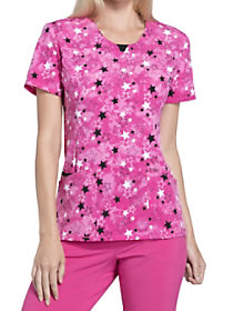 Star You Listening Print Top