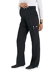 Stretch Panel Waist  Maternity Pants