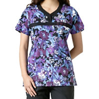 WonderFlex Nightshade Print Tops