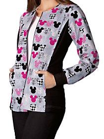 M-i-c-k-e-y Print Jacket