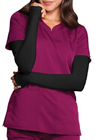 Code Happy Unisex Knit Med Sleeves With Certainty
