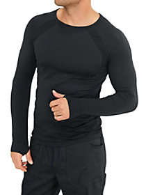 Courage Athletic Fit Long Sleeve Tee