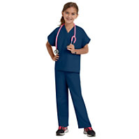 Landau Kid's Scrub Set
