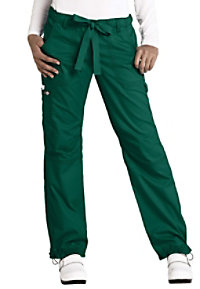 Koi Lindsey Twill Cargo Scrub Pants